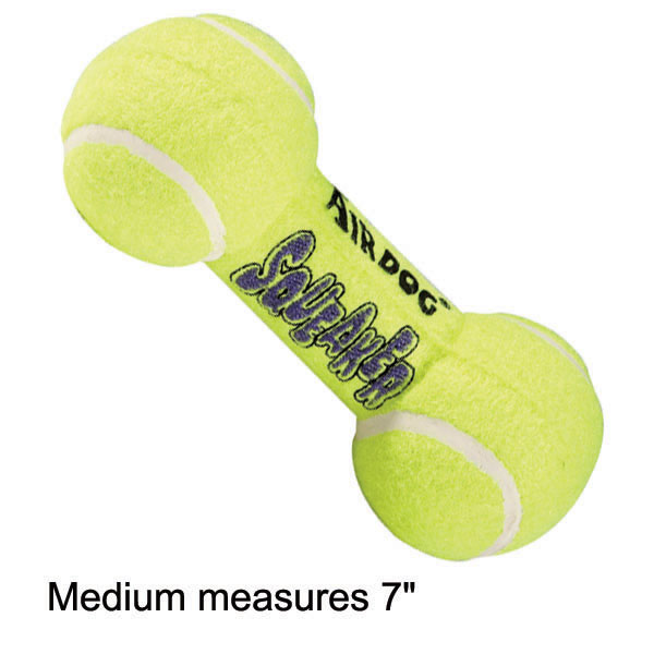Kong Air Dog Dumbell - medium