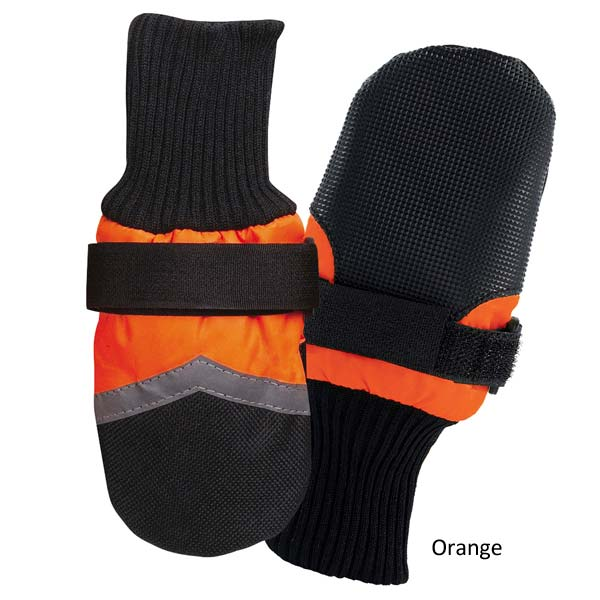 Guardian Gear Dog Boots Orange