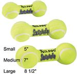 Air Dog Squeaker Dumbell