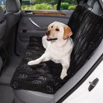 Cruising Companion Pawprint Car Seat Cover